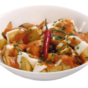 Restaurant Madrid - Take-Away - Patatas-Bravas